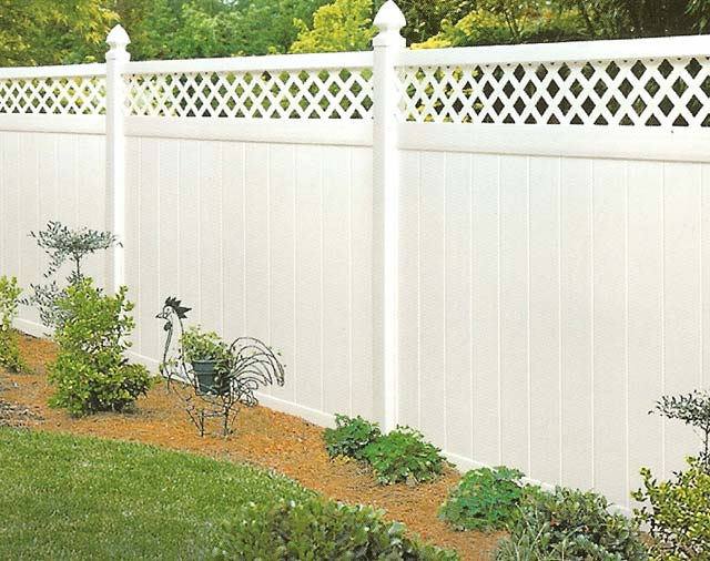 Vinyl fencing | Living the Country Life